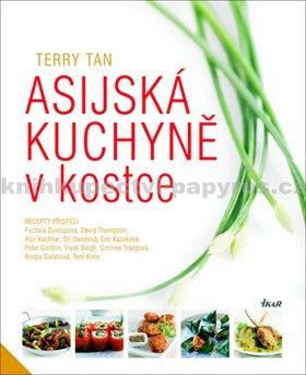 Terry Tan: Asijská kuchyně v kostce cena od 358 Kč