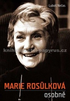Luboš Nečas: Marie Rosůlková osobně cena od 182 Kč