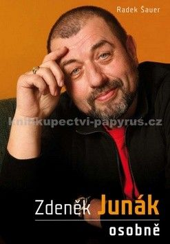 Radek Šauer: Zdeněk Junák osobně cena od 93 Kč