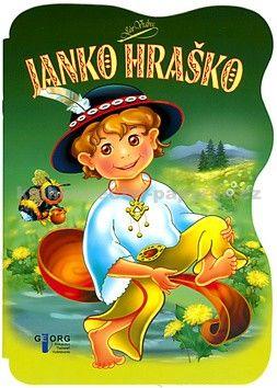 Ján Vrabec: Janko Hraško cena od 49 Kč