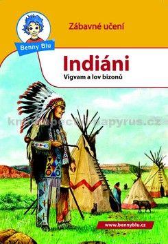 Nicola a Thomas Herbst: Benny Blu Indiáni cena od 31 Kč