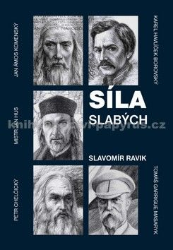 Slavomír Pejčoch Ravik: Síla slabých cena od 131 Kč