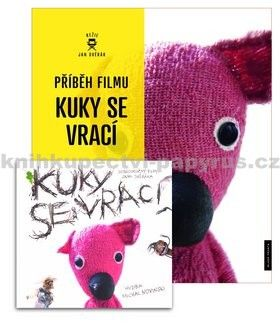 Alena Prokopová: Příběh filmu Kuky se vrací + CD cena od 367 Kč