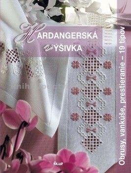 IKAR Hardangerská výšivka cena od 213 Kč