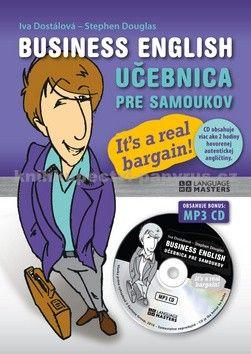 Iva Dostálová, Stephen Douglas: Business English + CD cena od 243 Kč