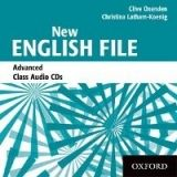 Clive Oxenden: New English File Advanced Class Audio CDs cena od 626 Kč