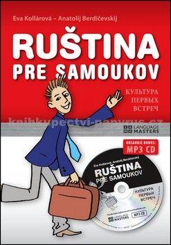 Eva Kollárová, Anatolij Berdičevskij: Ruština pre samoukov + CD cena od 258 Kč