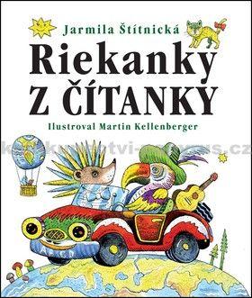 Jarmila Štítnická: Riekanky z čítanky cena od 112 Kč