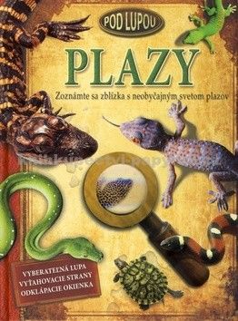 Plazy - Pod lupou cena od 381 Kč
