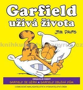 Jim Davis: Garfield užívá života cena od 258 Kč