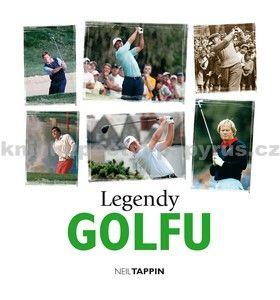 Neil Tappin: Legendy golfu cena od 144 Kč