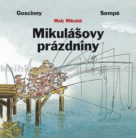 Goscinny, Sempé: Mikulášovy prázdniny cena od 149 Kč