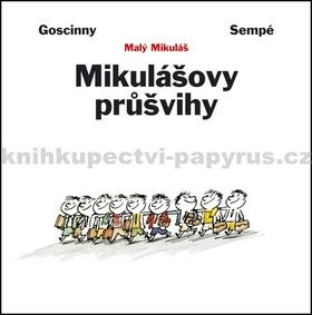 Goscinny, Sempé: Mikulášovy průšvihy cena od 149 Kč