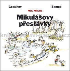 Goscinny, Sempé: Mikulášovy přestávky cena od 157 Kč