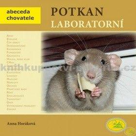Anna Horáková: Potkan Laboratorní - Abeceda chovatele cena od 77 Kč