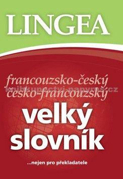 Francouzsko-český česko-francouzský velký slovník cena od 965 Kč