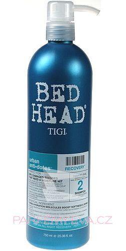Tigi Bed Head Recovery Shampoo Kosmetika 250ml pro ženy