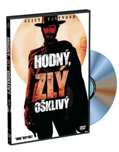 Bontonfilm Hodný, zlý a ošklivý (Clint Eastwood) (DVD) - pouze s českými titulky DVD