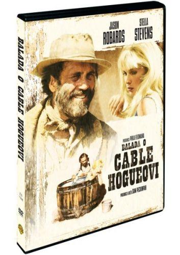 Magic Box Balada o Cable Hogueovi (DVD) (pouze s českými titulky) DVD
