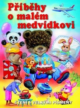 Příběhy o malém medvídkovi cena od 92 Kč
