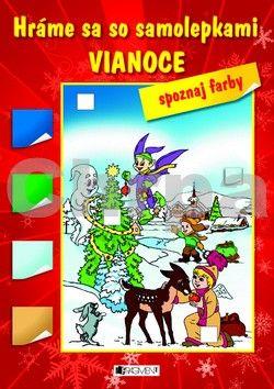 FRAGMENT Vianoce Spoznaj farby cena od 70 Kč