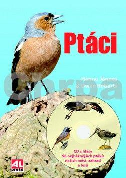Owen Roberts /Hannu Jännes: Ptáci + CD cena od 160 Kč