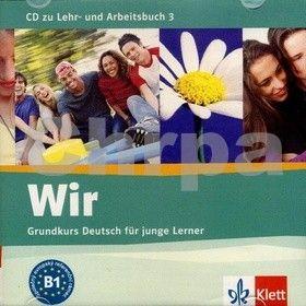 Klett Wir 3 K učebnici a pracovnímu sešitu Wir 3 cena od 72 Kč