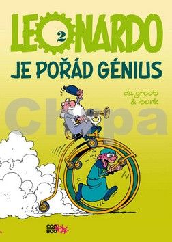 Bob de Groot, Turk: Leonardo 2 - Je pořád génius cena od 128 Kč