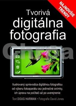 Doug Harman: Tvorivá digitálna fotografia cena od 300 Kč