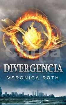 Veronica Roth: Divergencia cena od 300 Kč