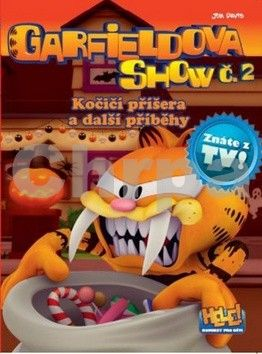 Jim Davis, Evanier Mark: Garfieldova show č. 2 - Kočičí příšera a další příběhy cena od 123 Kč