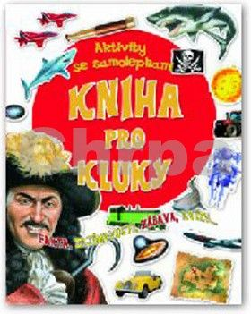 Kniha pro kluky cena od 224 Kč