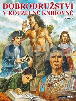 Jan Hora: Dobrodružství v kouzelné knihovně cena od 153 Kč