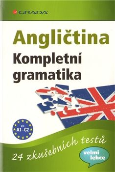 Walter Lutz: Angličtina Kompletní gramatika cena od 319 Kč