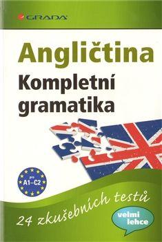 Walther Lutz: Angličtina Kompletní gramatika cena od 319 Kč