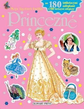 Slovart Print Princezné cena od 64 Kč