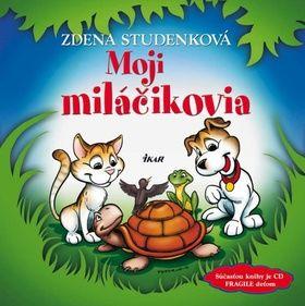 Zdena Studenková: Moji miláčikovia cena od 212 Kč
