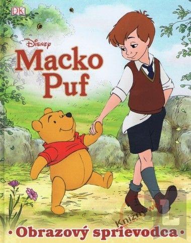 Walt Disney: Macko Puf - Obrazový sprievodca cena od 120 Kč
