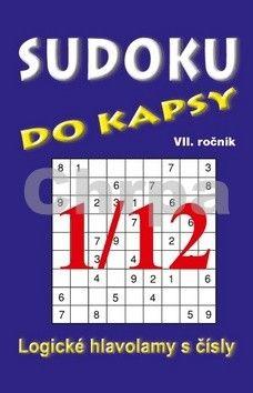 Sudoku do kapsy 1/2012 cena od 20 Kč
