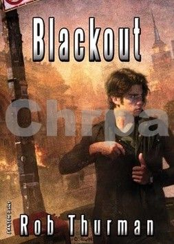 Rob Thurman: Kal Leandros 6 - Blackout cena od 95 Kč