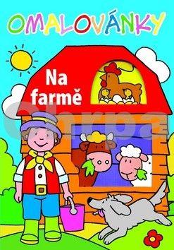 Omalovánky Na farmě cena od 119 Kč