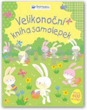 Velikonoční kniha samolepek cena od 60 Kč