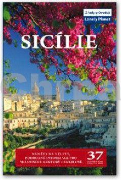 Paula Hardy: Sicílie - Lonely Planet - 2. vydání cena od 499 Kč