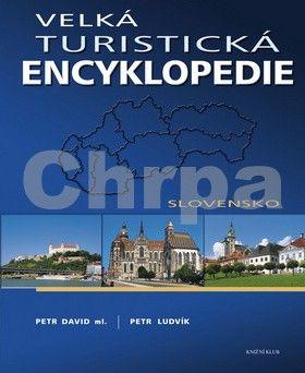 Knižní klub Velká turistická encyklopedie Slovensko cena od 199 Kč