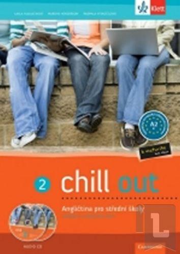 N. Orlova, M. Henderson, R. Vyskočilová: Chill out 2 - Angličtina pro SOŠ a SOU - učebnice+PS+2CD cena od 325 Kč