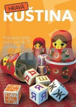 TAKTIK Hravá ruština 5 cena od 146 Kč