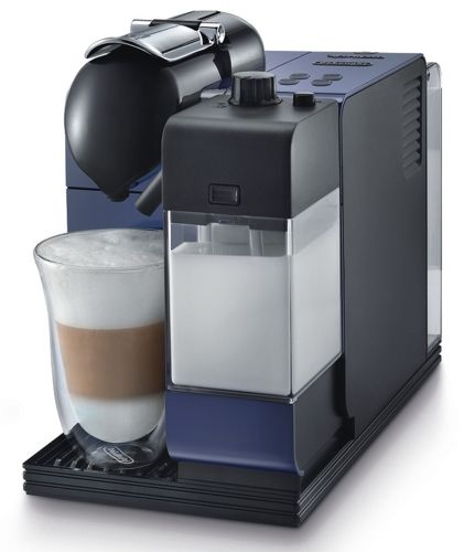 DeLonghi Nespresso EN 520 BL Lattissima cena od 5990 Kč