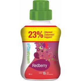 XXL obrazek Sodastream Sirup Red Berry 750ml