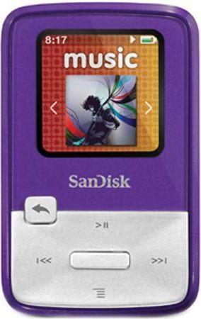 a913e6438 SanDisk Sansa Clip Zip, 4GB - Srovname.cz