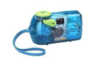 Fuji Film QuickSnap Marine 800